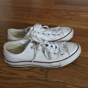 Converse | White All Star Chuck Taylor Shoes